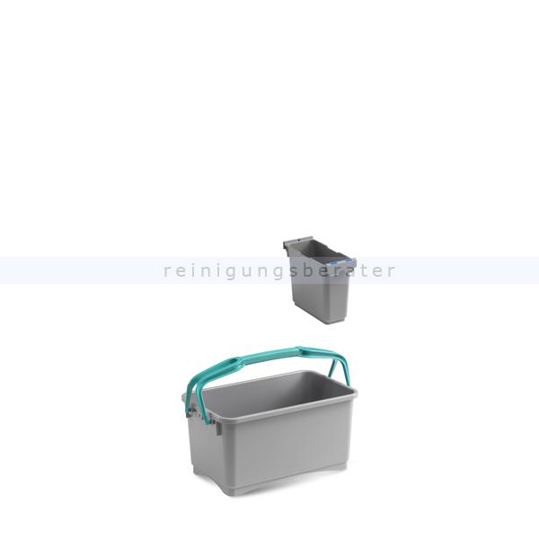 Putzeimer TTS Eroy E07 Mehrzweckeimer ohne Lenkrollen 28 L