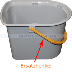 Putzeimer Vermop Ersatzhenkel gelb für Wringboy Putzeimer