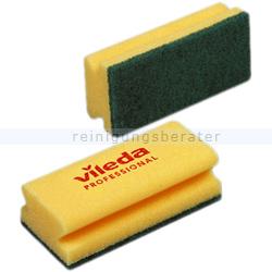 Putzschwamm Vileda Topfschwamm scheuerstark gelb/grün