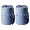 Putztuchrolle blau 3-lagig 35x38 cm