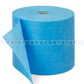 Putztuchrolle CHICOPEE Super Twill Hygiene 1-lagig 200 m blau