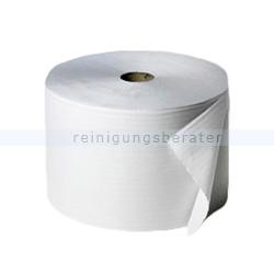 Putztuchrolle Fripa Tissue 2-lagig weiß 570 m