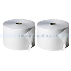 Putztuchrolle Fripa Tissue weiß 2-lagig