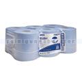 Putztuchrolle Kimberly Clark WYPALL L20 Zentralentnahme blau