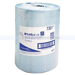 Putztuchrolle Kimberly Clark WYPALL L30 AIRFLEX blau