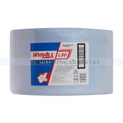 Putztuchrolle Kimberly Clark WYPALL L40 AIRFLEX blau