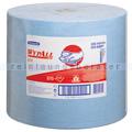 Putztuchrolle Kimberly Clark WYPALL X70 blau