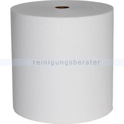 Putztuchrolle Nordvlies WIPEX CLEANZIE 1-lagig 190 m weiß
