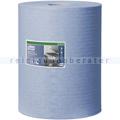 Putztuchrolle Tork extra starke Tücher 1-lagig 106,4 m blau