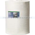 Putztuchrolle Tork langlebige Reinigungstücher 32x38 cm weiß