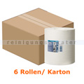 Putztuchrolle Tork Mehrzweck Papiertücher 20x35 cm weiß