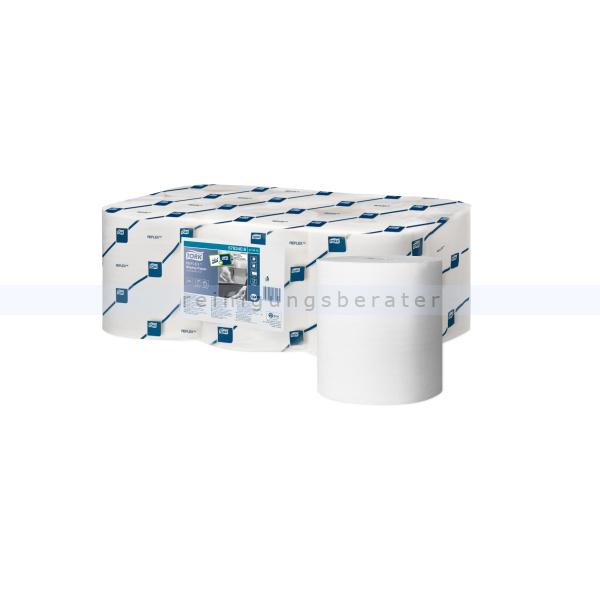 Putztuchrolle Tork Reflex Mehrzweck 1-lagig 114 m weiß