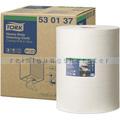 Putztuchrolle Tork Reinigungstücher 1-lagig 106,4 m weiß