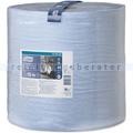 Putztuchrolle Tork starke Industrie Wischtücher 37x34cm blau