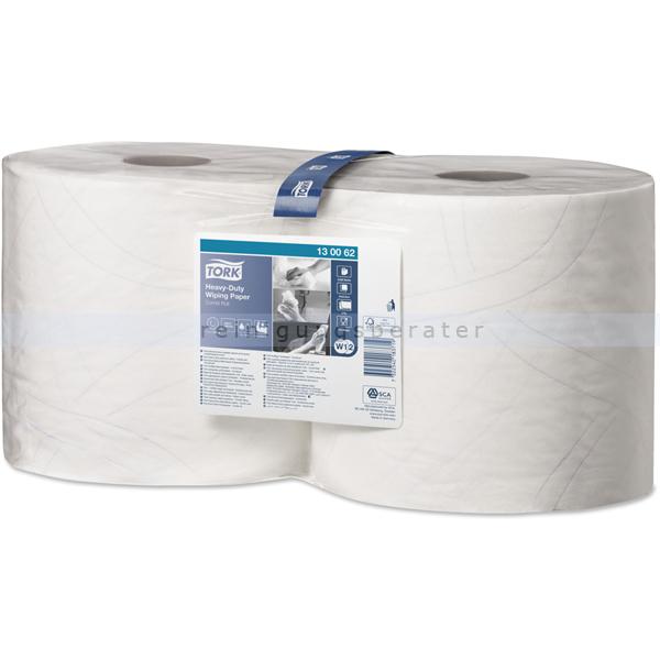 Putztuchrolle Tork starke Mehrzwecktücher 2-lagig 170 m weiß