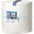 Putztuchrolle Tork starke Reinigungstücher 37x34 cm weiß