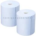 Putztuchrolle Wepa blau 3-lagig 24x35 cm