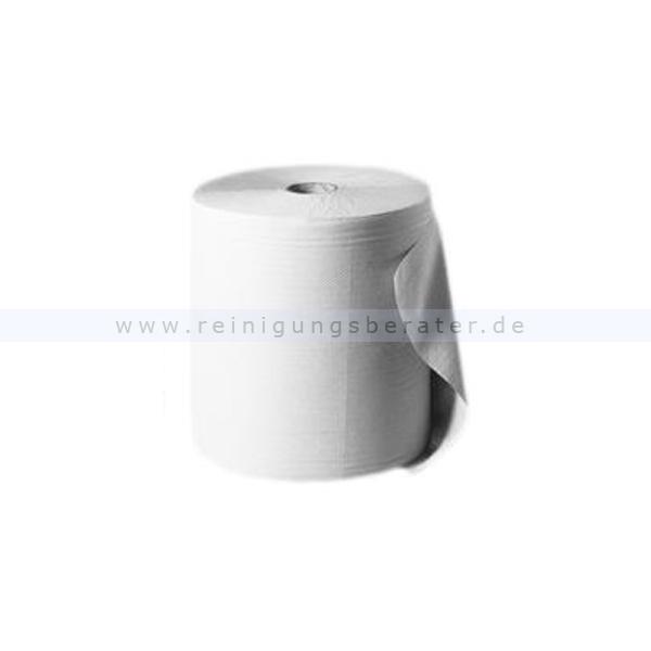 Putztuchrolle Wepa Comfort hochweiß 2-lagig 24x35 cm