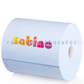 Putztuchrolle Wepa Satino Comfort 3-lagig 350 m blau