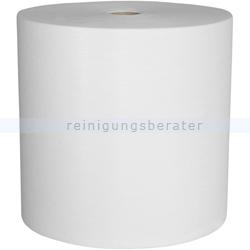 Putztuchrolle WIPEX-SENSITIV Poliertuch weiß, 40 x 38 cm