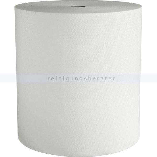 Putztuchrolle WIPEX-Vliesrolle AIRLAID MB weiß, 40 x 38 cm