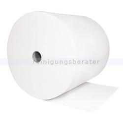 Putztuchrolle WIPEX-Vliesrolle SUPER CORE weiß, 30 x 38 cm