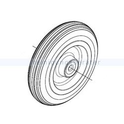 Räder Fimap Rad D=200 für Fimap FM43 Orbitale