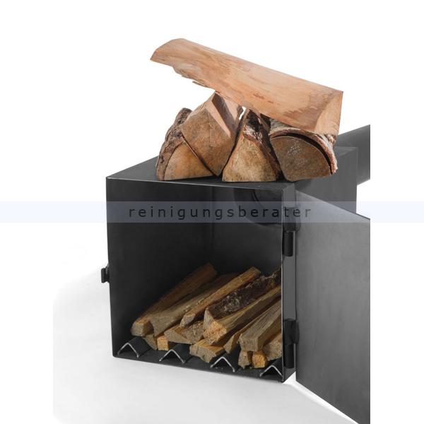 CookKing Räucherofen UL, Räucherschrank, Räuchergrill