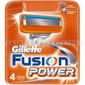Rasierer Gillette Fusion Power Ersatzklingen 4 Stück