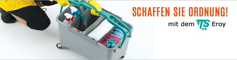 TTS Eroy Systemwagen bei www.reinigungsberater.de