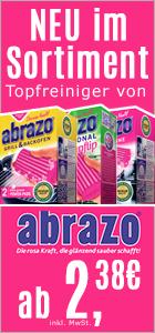 abrazo Topfreiniger bei www.reinigungsberater.de