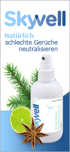 skyvell - natürlicher Geruchsentferner bei ReinigungsBerater.de