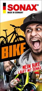 Sonax Bike Serie bei reinigungsberater.de