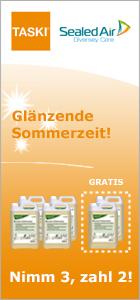 TASKI Sommerglanz 2017 Aktion bei www.reinigungsberater.de