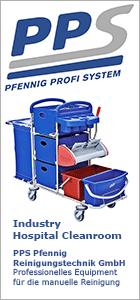PPS Pfennig Professionelle Reinigung bei www.ReinigungsBerater.de