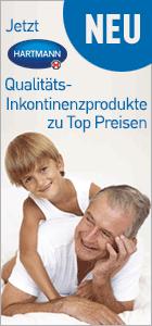 Inkontinenzprodukte Gesundheit und Versorgung