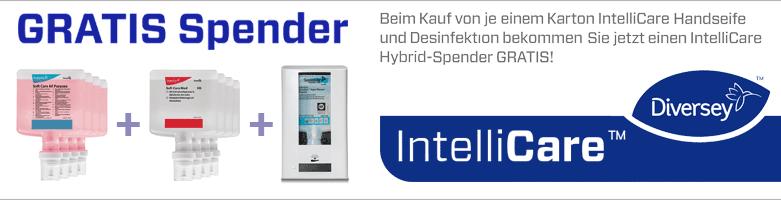 Diversey IntelliCare Set inkl. gratis Spender