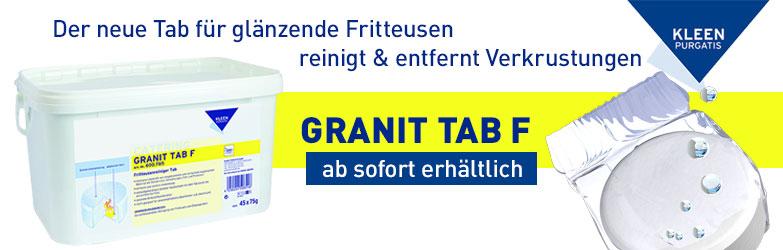 Granit Tab F Fritteusenreiniger