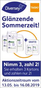 Taski Sommerglanz Aktion bei www.reinigungsberater.de