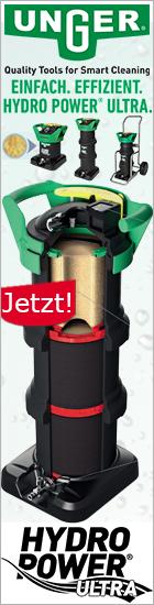 Unger HydroPower Ultra Filter bei www.reinigungsberater.de