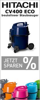 Hitachi CV 400 ECO zum Aktionspreis bei www.reinigungsberater.de