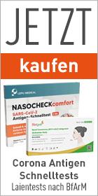 Hotgen Covid-19 Antigen Test Kit Nasal bei ReinigungBerater.de