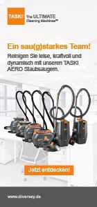 Taski Aero Sauger bei www.reinigungsberater.de