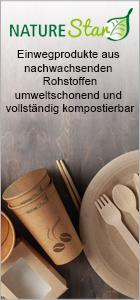 NatureStar Einwegprodukte bei ReinigungsBerater.de