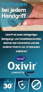 Diversey Oxivir bei ReinigungsBerater.de