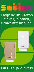 Wepa Satino Kartonhandtuchspender bei ReinigungsBerater.de