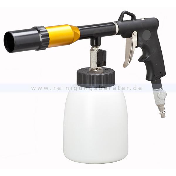 ReinigungsBerater Reinigungspistole Autopflege MAXX mit leichtem Behälter und Druckluftregler 777.400.100