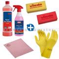 Reinigungsset für Badreinigung 6 Komponenten