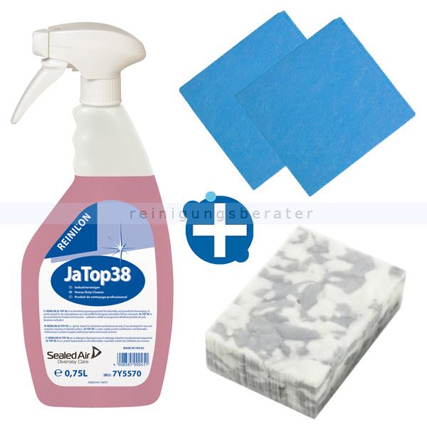 Reinigungsset f r fensterrahmen und kunststoff - Pflege kunststoff fensterrahmen ...