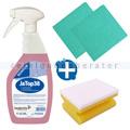Reinigungsset für Fensterrahmen und Kunststoff Set 2